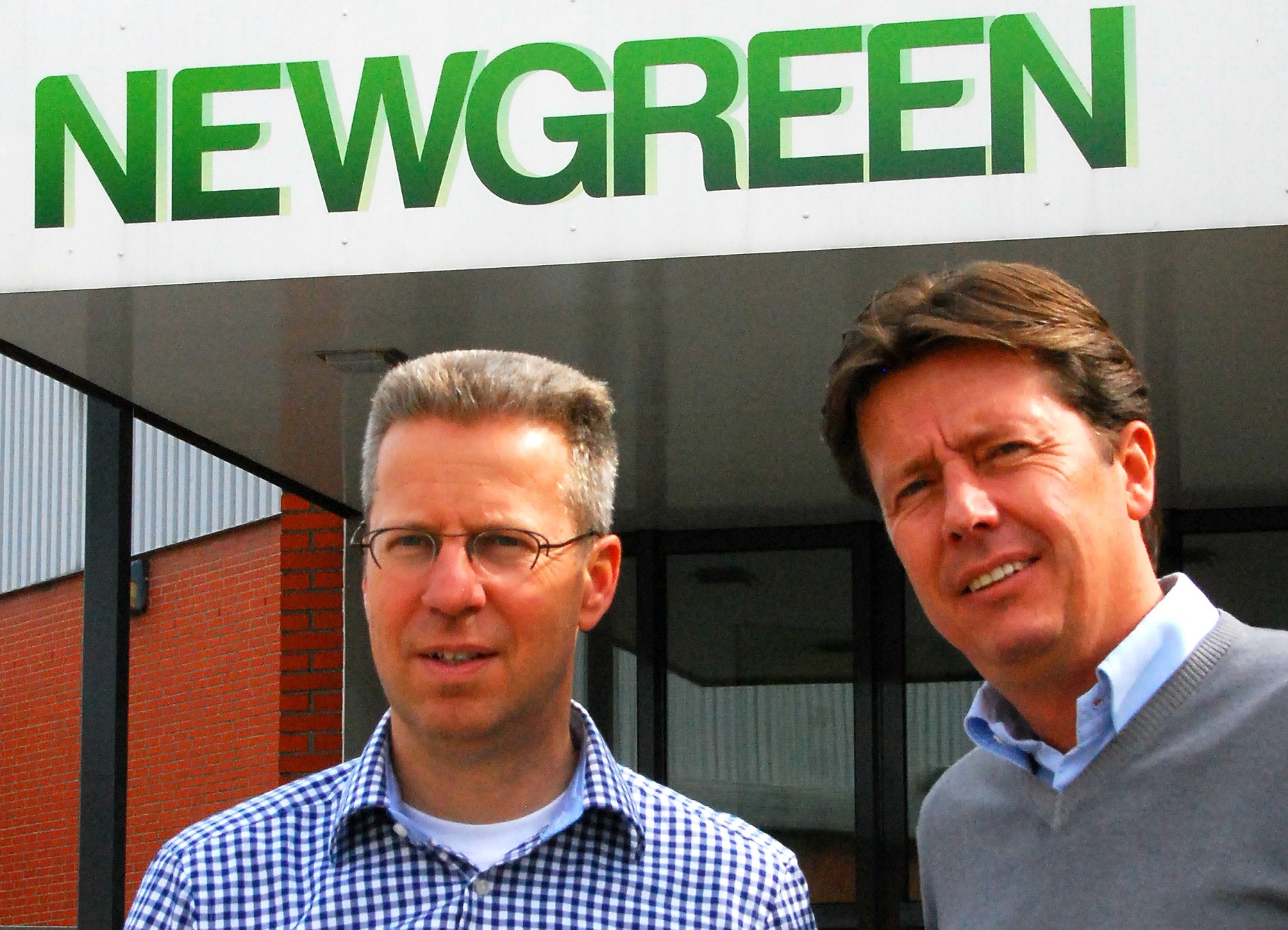New Green Leon en Martin